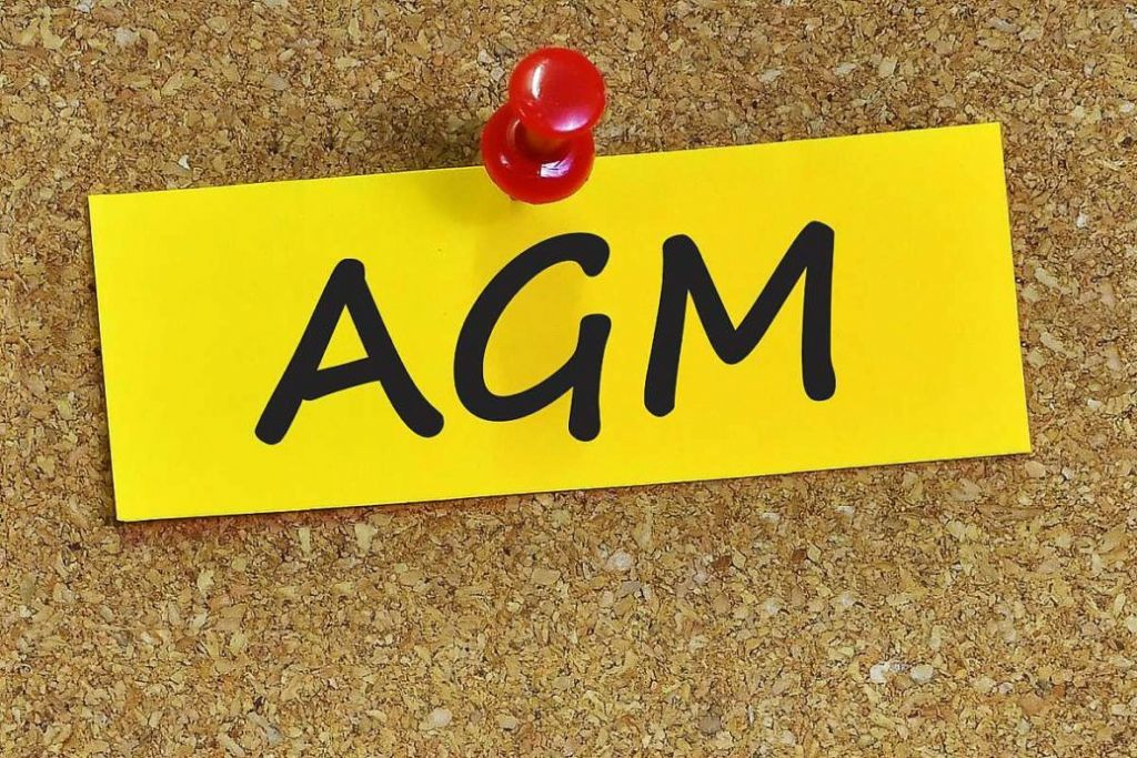 Annual AGM Meeting