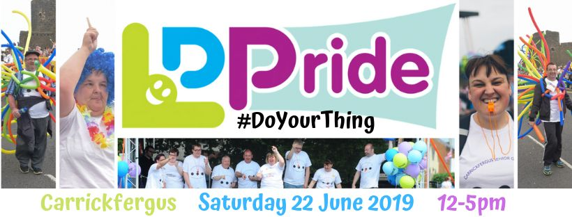 Learning Disability Pride