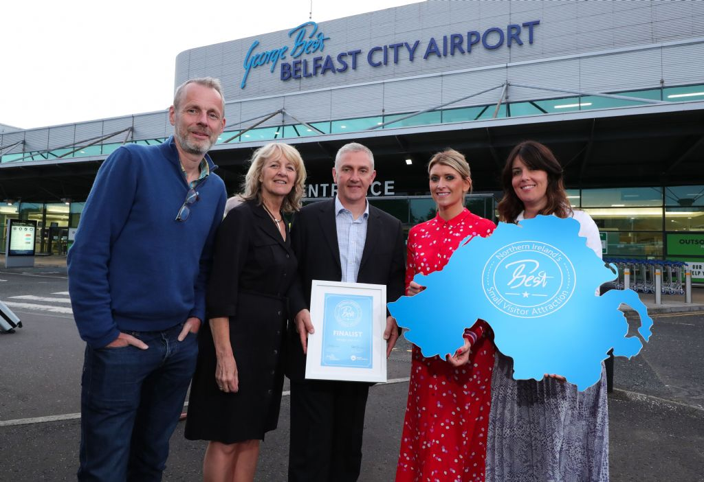 Belfast City Airport - Best Small Visitors Attraction